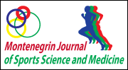 Montenegrin Journal of Sports Science and Medicine